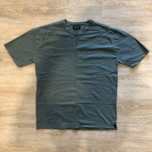 Zara Waffle Knit T-Shirt